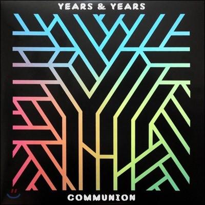 Years & Years - Communion 이어스 앤 이어스 데뷔 앨범 [2LP]