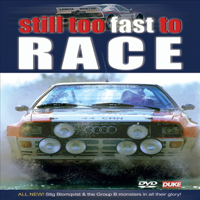 Still Too Fast To Race (스틸 투 페스트 투 레이스)(지역코드1)(한글무자막)(DVD)