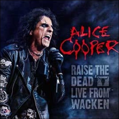 Alice Cooper - Raise The Dead (Deluxe Edition)