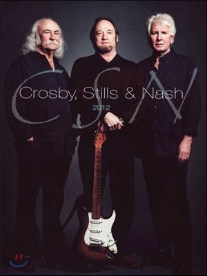 Crosby, Stills & Nash - CSN 2012 (Deluxe Edition)