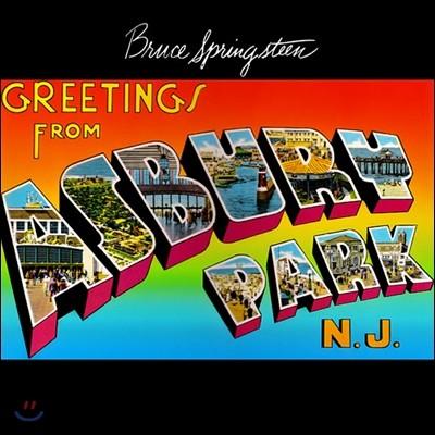 Bruce Springsteen - Greetings From Asbury Park, N.J. [LP]