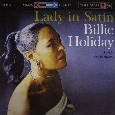 Billie Holiday (빌리 홀리데이) - Lady In Satin [LP]