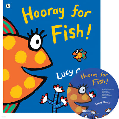 [노부영 세이펜] Hooray for Fish! (Paperback & CD Set)