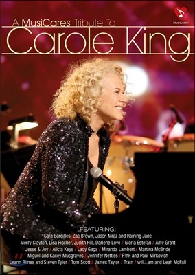Carole King - A Musicares Tribute To Carole King