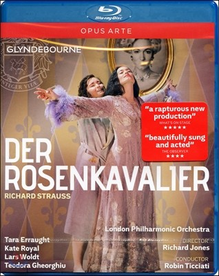 Kate Royal / Robin Ticciati 슈트라우스: 장미의 기사 (R. Strauss: Der Rosenkavalier) 블루레이