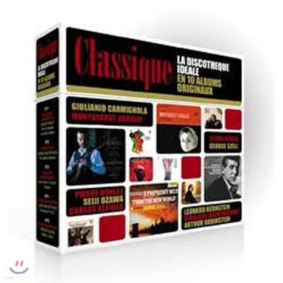 퍼펙트 클래시컬 컬렉션 (The Perfect Classical Collection) [10CD 수입 한정반]