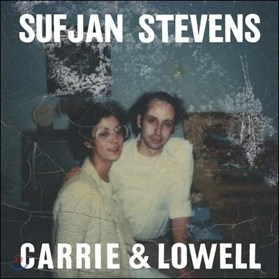 Sufjan Stevens (수프얀 스티븐스) - Carrie & Lowell [LP]