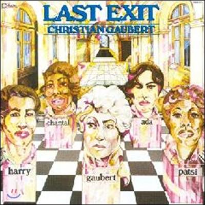 Christian Gaubert (크리스티앙 고베르) - Last Exit [LP]