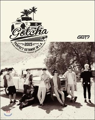 갓세븐 (GOT7) 2nd 포토북 : GOTCHA - Perfect Getaway in L.A.
