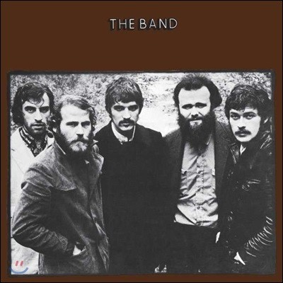 The Band (더 밴드) - The Band [LP]