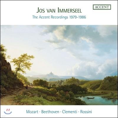 Jos van Immerseel 요스 판 이메르셀 Accent 녹음 1979-86 (The Accent Recordings 1979-86)
