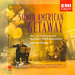 The 12 Cellists Of The Berlin Philharmonic - South American Getaway
