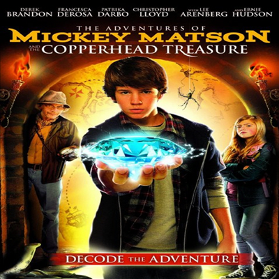 Adventures Of Mickey Matson & Copperhead Treasure(지역코드1)(한글무자막)(DVD)