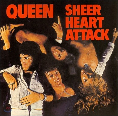 Queen - Sheer Heart Attack 퀸 3집 [LP]