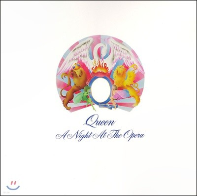 Queen (퀸) - 4집 A Night At The Opera [LP]