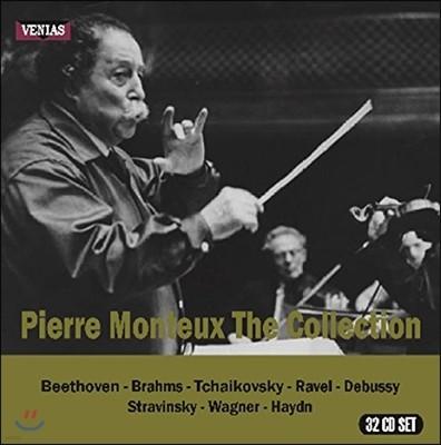 Pierre Monteux 피에르 몽퇴 컬렉션 (1948-1964 Recordings)