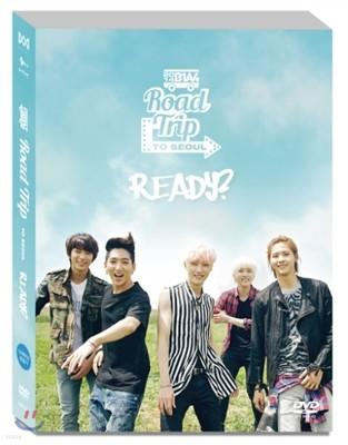 B1A4 2014 Road Trip to Seoul : READY? Live DVD