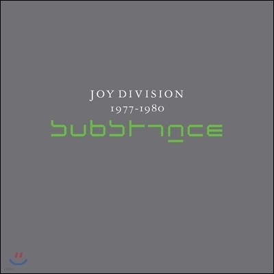 Joy Division - Substance (2015 New Edition)
