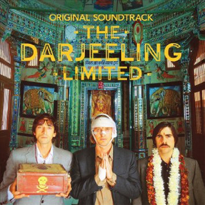 O.S.T. - The Darjeeling Limited (다즐링 주식회사) (180G)(LP)