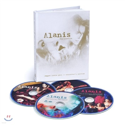 Alanis Morissette - Jagged Little Pill (20th Anniversary Collector's Edition)