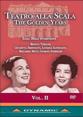 Renata Tebaldi / Luciana Savginano 테아트로 알라 스칼라의 황금시대 2집 (Teatro Alla Scala : The Golden Years II)