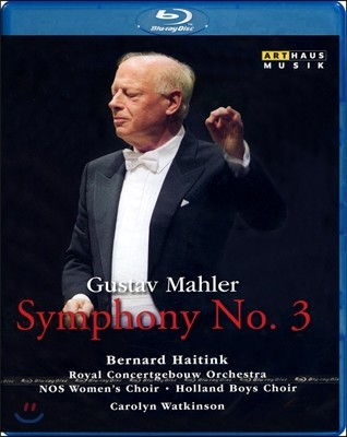 Bernard Haitink 말러: 교향곡 3번 (Mahler: Symphony No.3)
