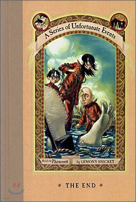 A Series of Unfortunate Events #13 : The End