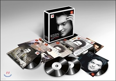 Evgeny Kissin 예프게니 키신 RCA & 소니 녹음 전곡집 (The Complete RCA and Sony Classical Album Collection)