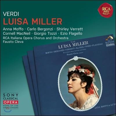 Anna Moffo 베르디: 루이자 밀러 (Verdi: Luisa Miller)