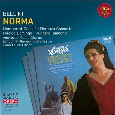 Montserrat Caballe 벨리니: 노르마 (Bellini: Norma)