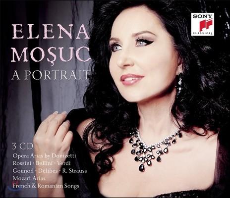 Elena Mosuc 포트레이트 (A Portrait)