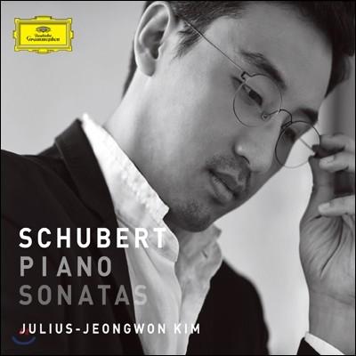 김정원 - 슈베르트 : 피아노 소나타 (Schubert: Piano Sonatas Vol. 1 - D.157 568 664 894))