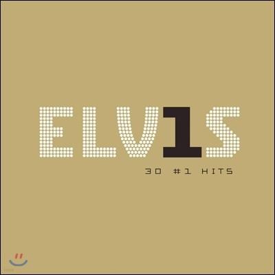 Elvis Presley - Elvis 30 #1 Hits 엘비스 프레슬리 히트곡 모음집 [2LP]