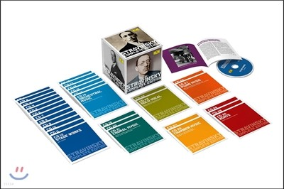 스트라빈스키 전집 (Stravinsky: Complete Edition 30CD)