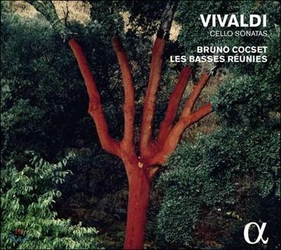 Bruno Cocset 비발디: 첼로 소나타 (Vivaldi: Cello Sonatas Op.14)