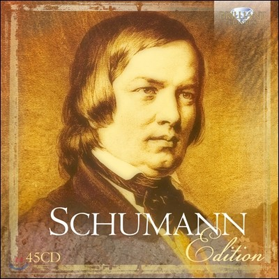 슈만 에디션 (Schumann: Edition) 45CD