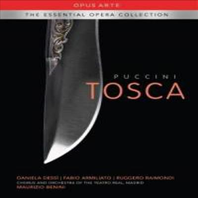 푸치니: 오페라 '토스카' (Puccini: Opera 'Tosca') (2DVD) (2013)(한글무자막)(DVD) - Maurizio Benini