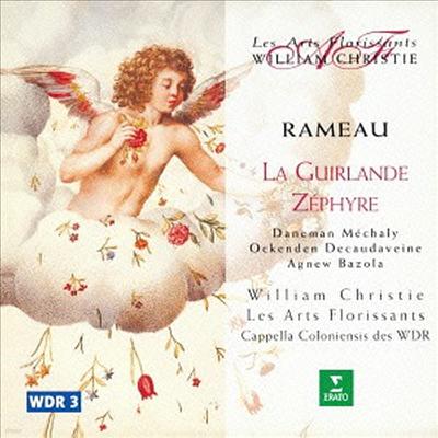 라모: 꽃 장식, 제 피르 (Rameau: La Guirlande, Zephyre) (2CD)(일본반) - William Christie