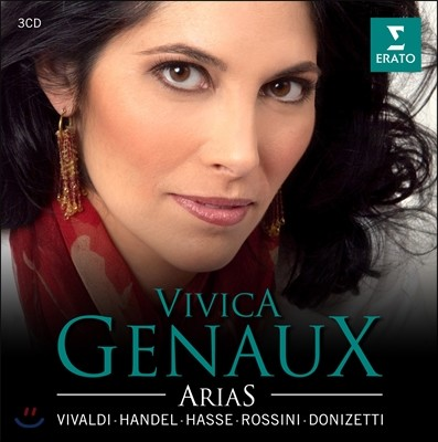 Vivica Genaux 비발디 / 헨델 / 하세 / 로시니 : 아리아집 (Arias)