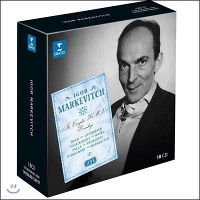 Igor Markevitch 이고르 마르케비치 EMI 녹음 전집 (ICON - The Complete HMV Recordings)