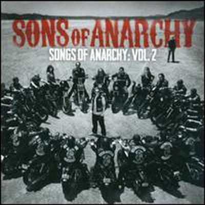 Original TV Soundtrack - Sons of Anarchy (썬즈 오브 아나키): Songs of Anarchy, Vol. 2 (Original TV Soundtrack)
