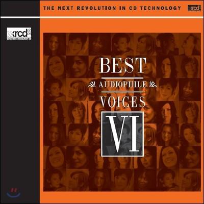 베스트 오디오파일 보이시스 6집 (Best Audiophile Voices VI XRCD)