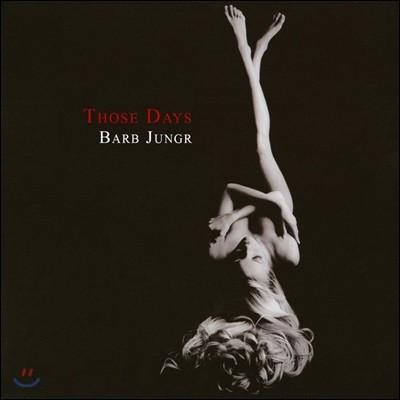 Barb Jungr - Those Days 바브 융그 베스트 앨범 [LP]