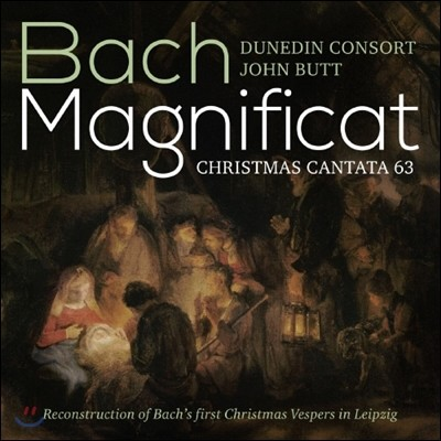 John Butt / Dunedin Consort 바흐: 마그니피카트, 크리스마스 칸타타 (Bach: Magnificat BWV234a, Christmas Cantata BWV63)