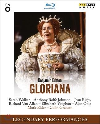 Sarah Walker / Mark Elder 브리튼: 글로리아나 (Britten: Gloriana)