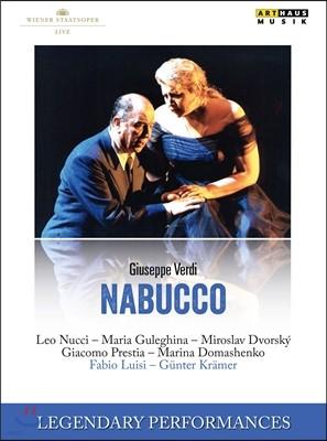 Fabio Luisi / Leo Nucci 베르디: 나부코 (Verdi: Nabucco)