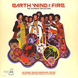 Earth, Wind & Fire - The Ultimate Collection