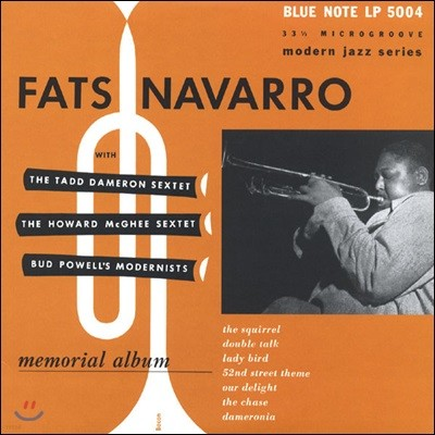 Fats Navarro - Memorial Album [LP ]