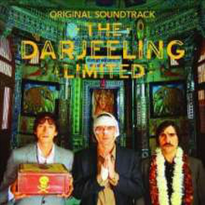 O.S.T. - The Darjeeling Limited (다즐링 주식회사) (Soundtrack)