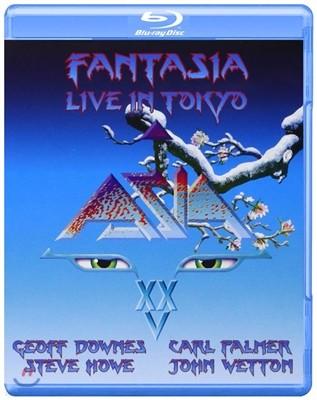 Asia - Fantasia Live In Tokyo